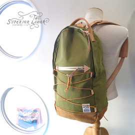 THE SUPERIOR LABOR - TSL Day Bag /Green