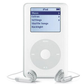 Apple - iPod (Click Wheel)