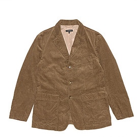 ENGINEERED GARMENTS - Baker Jacket-11w Corduroy-Khaki