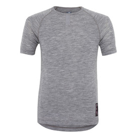 Rapha - Merino Base Layer - Short Sleeve ( Grey )