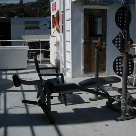 On-Board Gym