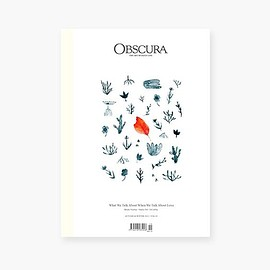 Vol 19: Autumn & Winter 2015 | Obscura