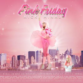 Nicki Minaj - The Pink Friday