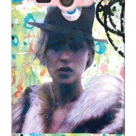 SECOND SKIN - Code;C 「The Oracle」 / for AQUOS PHONE ss 205SH/SoftBank
