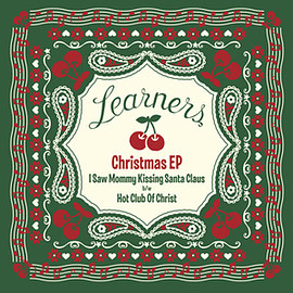 LEARNERS - Learners Christmas EP