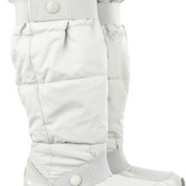 Adidas by Stella McCartney - Galei canvas and rubber snow boots