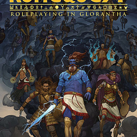 Chaosium - RuneQuest - Roleplaying in Glorantha - PDF