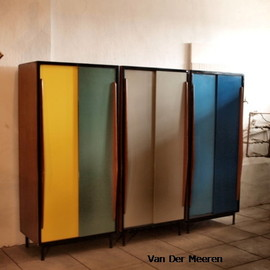 Willy Van der Meeren - cabinet