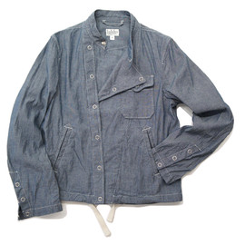 FWK Engineered Garments - shambray riders jacket