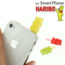 HARIBO - Cyappy HARIBO Gummi Bear Earphone Jack Accessory