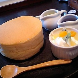 CAFE SALON SONJIN - ホットケーキ