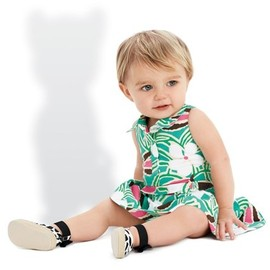 DIANE von FURSTENBERG, GAP - The spring/summer 2013 DVF for Gap childrenswear