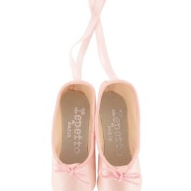 repetto - CHAUSSONS FETICHES SATIN TENDRESSE