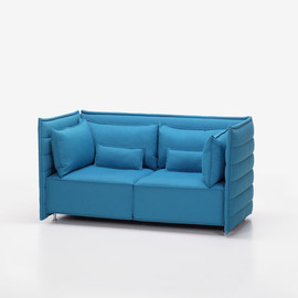 Vitra - Alcove Plume Two-Seater