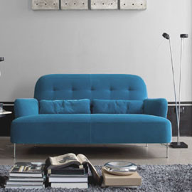 Ligne Roset - Harry Small Sofa by Eric Jourdan