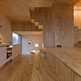 Onix Architect - Kitchen @ Stair House, The Netherlands