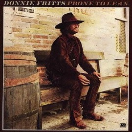 donnie fritts - プローン・トゥ・リーン
