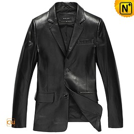 Cwmalls - Mens Leather Jacket