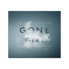 Trent Reznor, Atticus Ross - Gone Girl: Soundtrack From The Motion Picture (CD + DIGITAL DOWNLOAD)