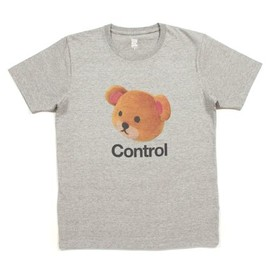 graniph - efiLevol × Control Bear Animal T-shirts