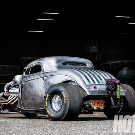 Ford - 1934 Ford Twin-Turbo Big-Block Coupe