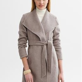 Banana Republic - wool warp coat