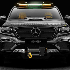 Mercedes-Benz - X-Class Exy Monster Concept