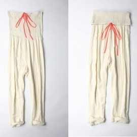 Surf Bazaar - Gauze Jumpsuit (Sand/Sunset)