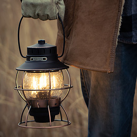 BAREBONES - Railroad Lantern LED