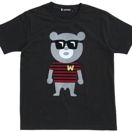 BEAMS T - BEAMS T The Wonderful! design works. / SUNGLASS BEAR