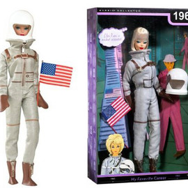 Barbie - Reproduction of 1965 Astronaut Barbie