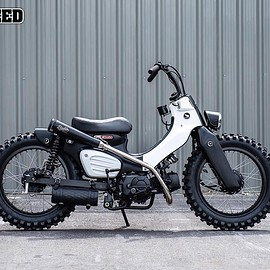 HONDA - Funky Cub Custom By K-SPEED