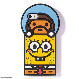 A BATHING APE - CANDIES SpongeBob IPHONE5/5S CASE