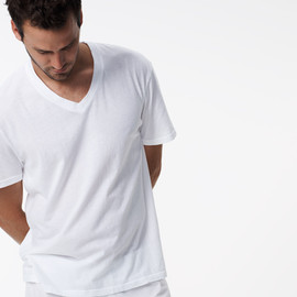 JAMES PERSE - short-sleeve-v-neck