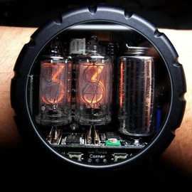 Cathode Corner - The Nixie Watch