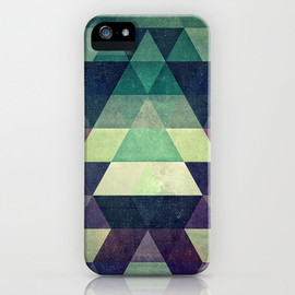 Spires - dysty_symmytry iPhone & iPod Case