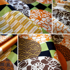 Japanese pattern fabric