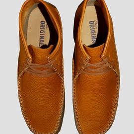 Clarks Originals - Wallabee Ridge (Tan Leather)