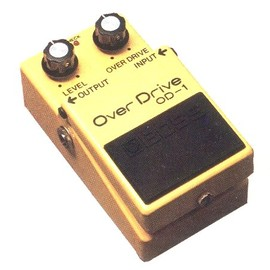 BOSS - OD-1 Over Drive