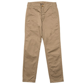 WORKERS - Workers Officer Trousers, Slim Chino