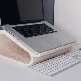 Dopludo - Wood Laptop Stand