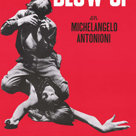 Michelangelo Antonioni - BLOW-UP Poster