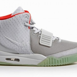 Nike - air yeezy 2 wolf grey