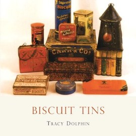 Tracy Dolphin - Biscuit Tins