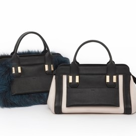 Chloé - nano ALICE bag, 2013 Christmas collection