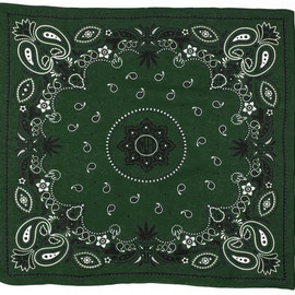 Mellow High - Mellowhype Bandana Green