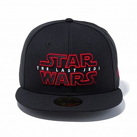 "NewEra - NewEra   59FIFTY STAR WARS "" THE LAST JEDI """