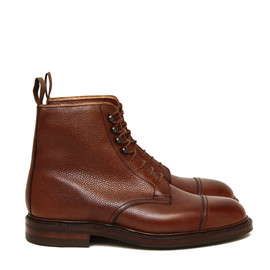 Crockett&Jones - CONISTON/Tan Scotch Grain