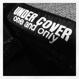UNDER COVER - one and only