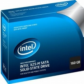 Intel - X25-M Mainstream SATA SSD SSDSA2MH160G2R5